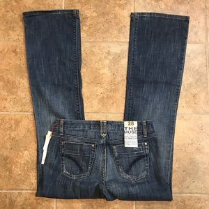 NWT Joe's Jeans The Muse High Waist Jeans - 28